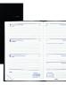photo of Agenda 2020 Brepols Saturnus kort 7dag/2pagina's zwart