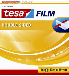 photo of Dubbelzijdige plakband Tesa film 19mmx33m