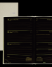 photo of Agenda 2021 Brepols Saturnus kort 7dag/2pagina's zwart