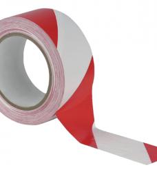 photo of Signaliseringslint 250 meter rood wit