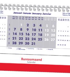 photo of Bureaumaandkalender 2021 Quantore