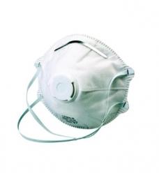 photo of Stofmaskers M-safe FFP2 nr D 6210, ventiel