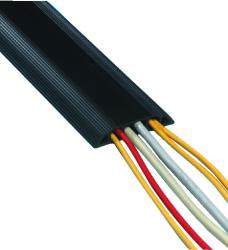 photo of Kabelgeleider Flexibel 150cm zwart