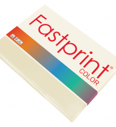 photo of Kopieerpapier Fastprint A4 120gr roomwit 250vel