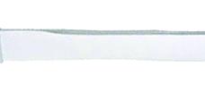 photo of Briefopener 187mm metaal mat chroom