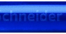 photo of Inktpatroon Schneider din blauw