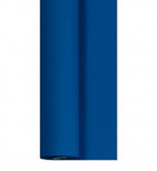 photo of Tafellaken 125cm x 40m donkerblauw dunicel