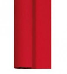 photo of Tafellaken 118cm x 10m rood dunicel