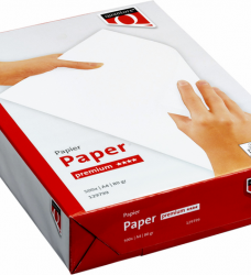 photo of Kopieerpapier Quantore Premium A4 80gr wit 500vel