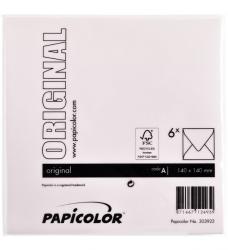 photo of Envelop Papicolor 140x140mm Lichtroze