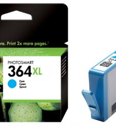photo of Inktcartridge HP CB323EE 364XL blauw HC