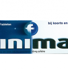 photo of Pijnstiller tablet Finimal
