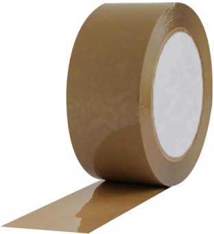 Tape 48mm x 66m bruin acryl 35 micron  Product image
