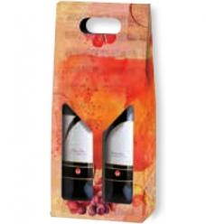 photo of Draagkarton 2 fles oranje melody