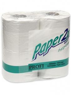 photo of Toiletpapier Paper2Paper  9.5cm x43.2m 2 laags wit