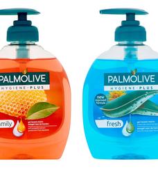 photo of Handzeep Palmolive Hygiene plus met pomp 300ml
