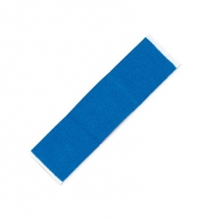 photo of Pleisters blauw 12cm x 2cm