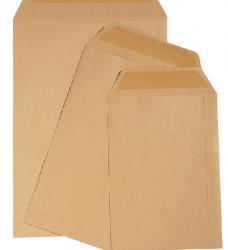 photo of Envelop Quantore loonzak 65x105 70gr bruin 1000stuks