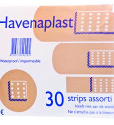 photo of Pleister Pharmaplast strips 30stuks assorti