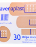 photo of Pleister Pharmaplast strips 30stuks assorti