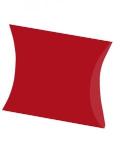 photo of Gondeldoos 8.5cm x 10.5cm x 4cm rood