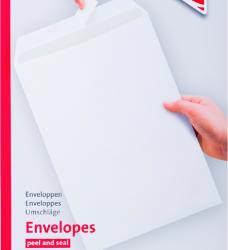 photo of Envelop Quantore akte C4 229x324mm zelfklevend wit 10stuks