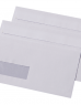 photo of Envelop Quantore 110x220mm venster 3x10cm rechts 500stuks