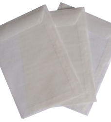 photo of Envelop Quantore loonzak 65x105 50gr pergamijn 1000stuks