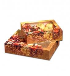 photo of Fruitdzozen 26cm x 22cm x 7.5cm geel dessin 27