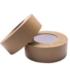 photo of Papier tape 48mm x 200m bruin