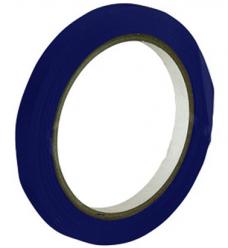photo of Zaksluittape pvc 9mm x 66m blauw