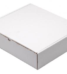 photo of Postpakket CleverPack golfkarton 330x300x80mm wit 5stuks