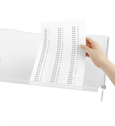 photo of Documentenhouder Quantore A3 hoogte verstelbaar transparant