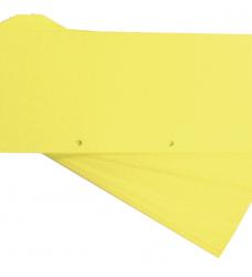 photo of Scheidingsstrook Oxford Duo 240x105mm geel