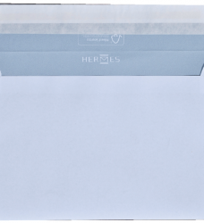 photo of Envelop Hermes bank EA5 156x220mm zelfklevend wit 50stuks