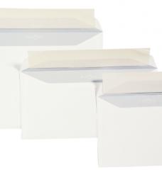 photo of Envelop Quantore bank EA5 156x220mm zelfklevend wit 500stuks