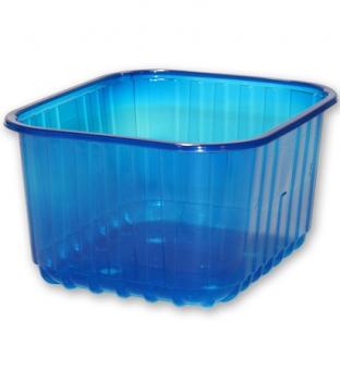 Fruitbak 12cm x 14.3cm  x 7.9cm  500gr blauw Product image