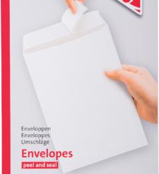 photo of Envelop Quantore bank C5 162x229mm zelfklevend wit 10stuks