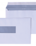 photo of Envelop Quantore 156x220mm venster 4x11cm rechts zelfkl 500s