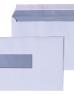 photo of Envelop Quantore 156x220mm venster 4x11cm links zelfkl 500st