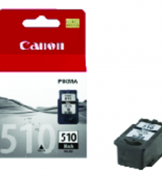 photo of Inktcartridge Canon PG-510 zwart
