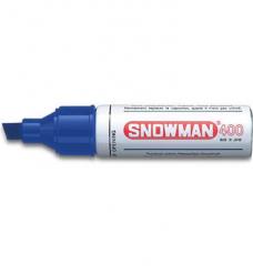 photo of Snowman marker 400 blauw