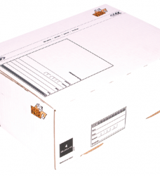 photo of Postpakketbox 4 CleverPack 305x215x110mm wit