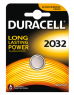 photo of Batterij Duracell knoopcel CR2032 lithium Ø20mm 3V-180mAh