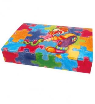 Geschenkdoos 26cm x 18cm x 5cm  puzzelino Product image