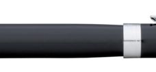 photo of Vulpen Sheaffer 300 M glanzend zwart/chroom