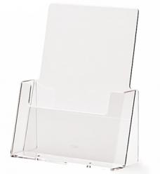 photo of Folderhouder 14.8cm x 21cm staand acryl