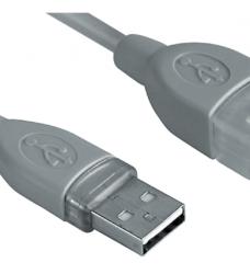 photo of Kabel Hama USB 2.0 Extension 180cm grijs
