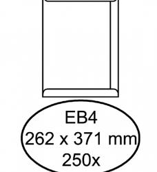 photo of Envelop Quantore akte EB4 262x371mm wit 250stuks