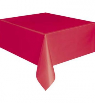 Tafellaken duni 125cm x 160cm rood dunicel Product image